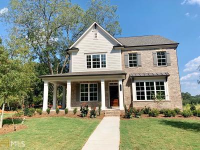 Avondale Estates Single Family Home New: 247 3rd Ave