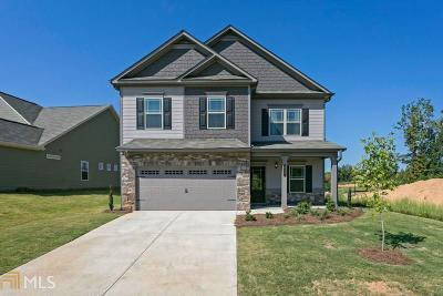 Dawsonville Single Family Home New: 121 Crown Pointe Dr