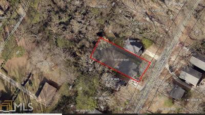 Atlanta Residential Lots & Land New: Ada