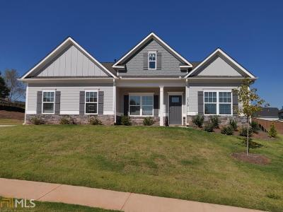 Monroe Single Family Home New: 2310 Persimmon Chase