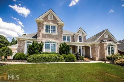 McDonough Single Family Home New: 145 Watkins Glen Dr