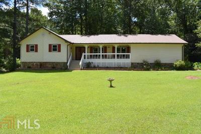 Douglasville Single Family Home New: 5332 Pamela Dr