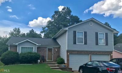 Lithonia Single Family Home New: 740 Stonebridge Loop
