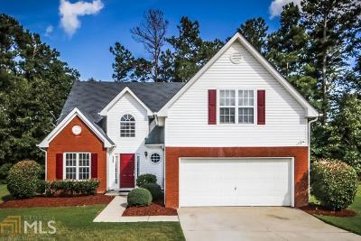 Grayson Single Family Home New: 1654 Oak Trace Cir