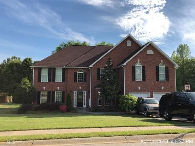Jefferson GA Single Family Home New: $321,900
