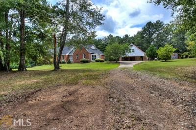 Cartersville Single Family Home New: 21 Euharlee Five Forks Rd #A