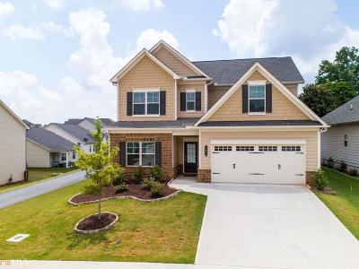 Gainesville Single Family Home New: 4572 Brayden Dr