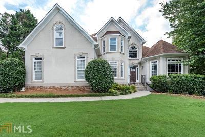 Alpharetta Single Family Home New: 1245 Chelsey Ln