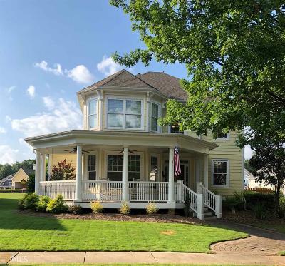 Mcdonough Single Family Home New: 4008 Andover