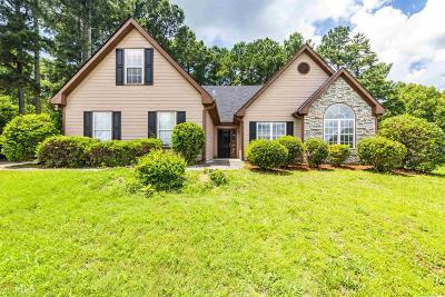 Buford Single Family Home New: 4140 Lenox Park Dr