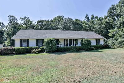 McDonough Single Family Home New: 1624 Elliott Rd