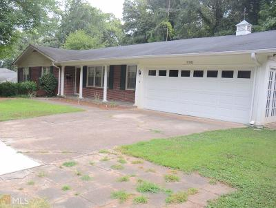 Gainesville Single Family Home New: 1061 Chestatee Rd