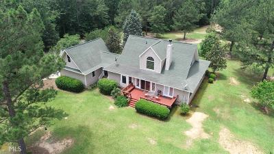 Haddock, Milledgeville, Sparta Single Family Home New: 340 Sparta Hwy
