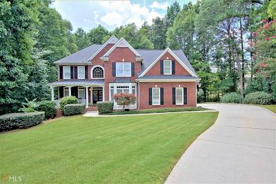 Fayetteville GA Single Family Home New: $540,000