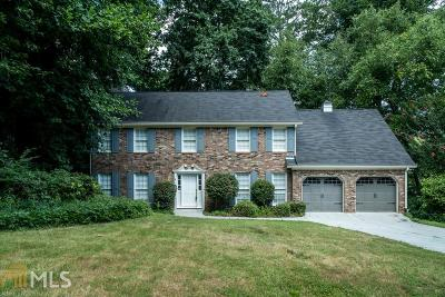 Marietta Single Family Home New: 355 Birchfield Dr