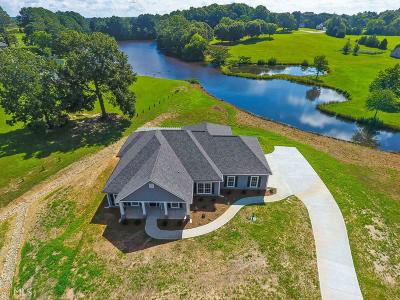 Loganville Single Family Home New: 3155 Tig Knight Rd