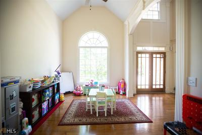 Suwanee Single Family Home New: 389 Edmond Ct