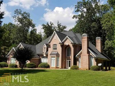 Clayton County Single Family Home For Sale: 8225 Seven Oaks Dr