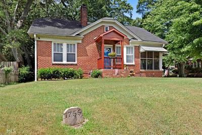 Sylvan Hills Single Family Home For Sale: 1755 Langston Ave