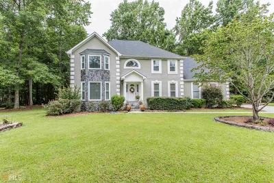 Fayette County Single Family Home New: 411 Huckaby Rd