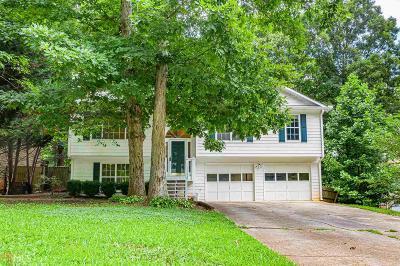 Flowery Branch  Single Family Home New: 5523 Tory Way