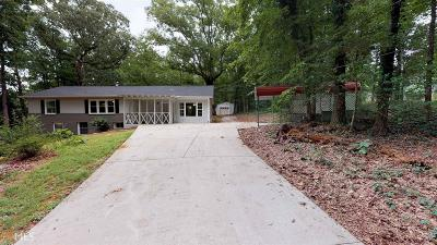 McDonough Single Family Home New: 520 Price Quarters Rd
