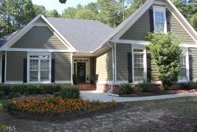 Loganville Single Family Home New: 101 Chandler Ln