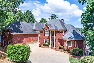 Gwinnett County Single Family Home New: 2246 Lake Ridge Ter