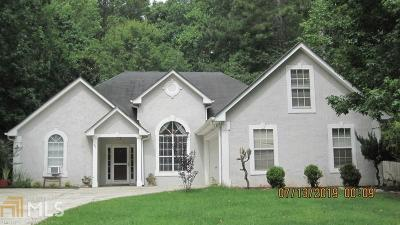 Covington Single Family Home Under Contract: 25 Fairwoods Ct