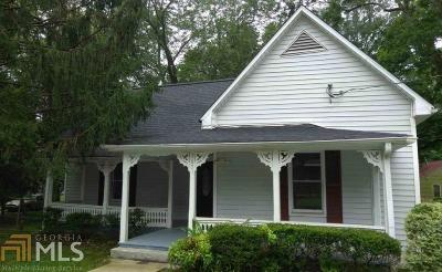 Lithonia Single Family Home New: 2671 Johnson Street