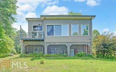 Blairsville Single Family Home New: 67 Piney Point Lane
