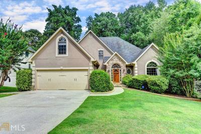 Johns Creek Single Family Home New: 1030 Brookstead Chase