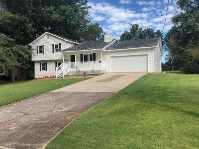 Lawrenceville Single Family Home New: 1552 Sir Knights Way