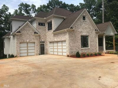 Roswell Single Family Home For Sale: 11265 Houze Rd