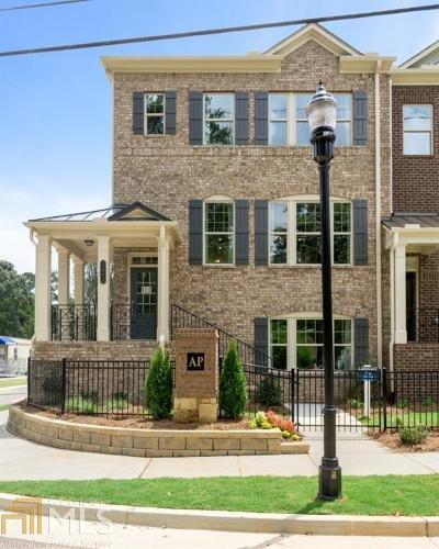 Atlanta Condo/Townhouse New: 1950 Bainbridge Ln