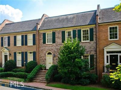 Atlanta Condo/Townhouse New: 207 Townsend Pl
