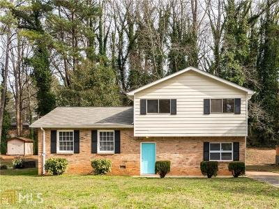 Decatur Single Family Home New: 2138 Rosewood Rd
