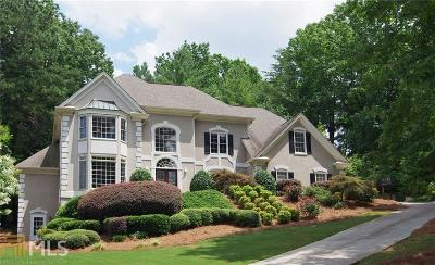Alpharetta Single Family Home New: 3855 Redcoat Way