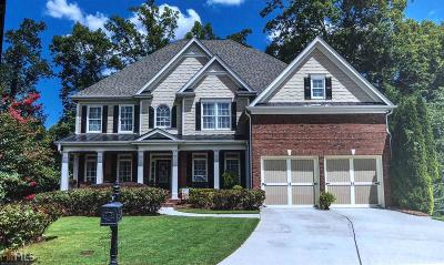 Lawrenceville Single Family Home New: 1016 Shady Spring Ct #41