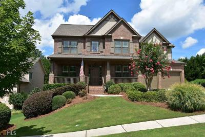 Flowery Branch  Single Family Home New: 7807 Benchmark Dr