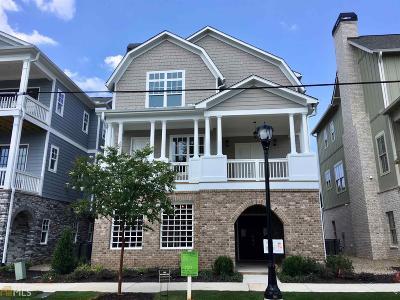 Atlanta Single Family Home New: 1458 Fairmont Ave #66