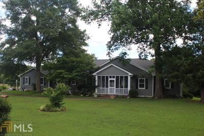 Butts County Single Family Home New: 362 Jackson Lake Inn Rd