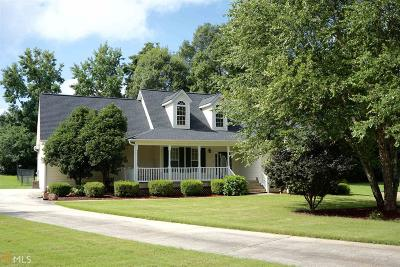 Griffin Single Family Home New: 140 Lake Chase Dr S