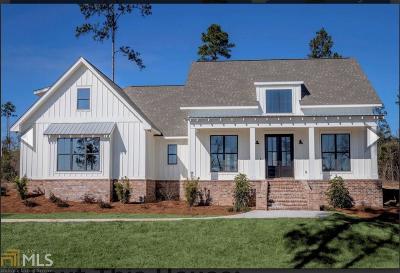 Monroe Single Family Home Under Contract: 1204 Bradley Gin Way
