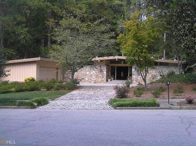 Atlanta Single Family Home New: 505 Hollydale Ct