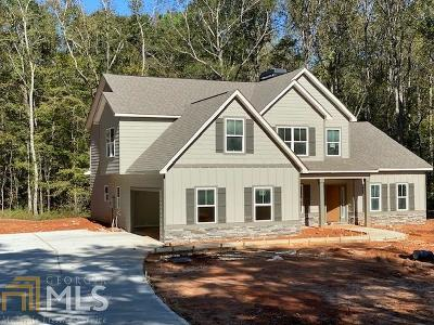 Griffin Single Family Home For Sale: Oak Grove Path #Lot 12