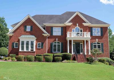Lawrenceville Single Family Home New: 1092 Hidden Spirit Trl