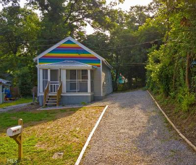 Athens Single Family Home New: 254 N Billups
