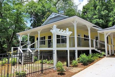 Lumpkin County Single Family Home For Sale: 255 Grove St S
