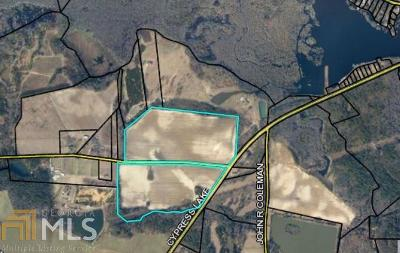 Statesboro Farm New: Cypress Lake Rd